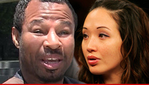 'Sugar' Shane Mosley to Ex-Wife -- Read It and Weep ... Docs Show You Two-Timed Me