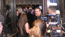 Matt Damon -- Screw the 4 Games ... Tom Brady's Still My Fantasy Guy (VIDEO)