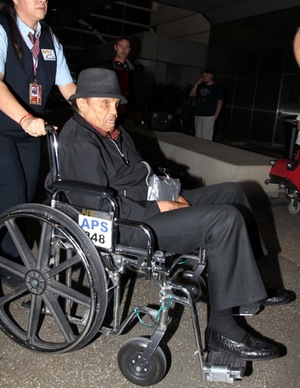 Joe Jackson Out in Full Recovery Mode