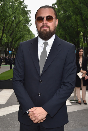 Leonardo DiCaprio -- Through the Years