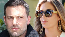 Ben Affleck -- He Didn't Buy Nanny a Lexus ... He's Radio Silent with Her