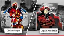 Captain Morgan Sues -- Shiver Me Timbers ... My Look-Alike's Selling Drugs!!!