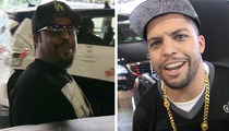 Ice Cube and O'Shea Jackson Jr. -- Passing The Fame-Ly Torch (VIDEO)