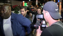 Scott Disick -- The Lord Has Returned! (VIDEO)
