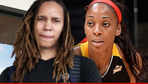 Brittney Griner -- No Annulment! Still Married to Glory Johnson