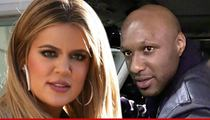 Lamar Odom -- He'll Survive With Months of Rehab ... Khloe Will Be By His Side
