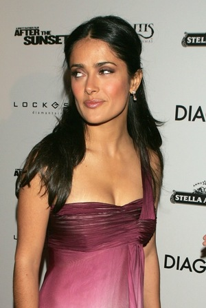 Salma Hayek -- Through the Years