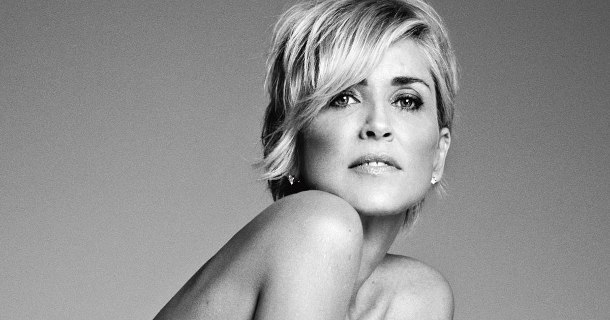 Nude photos of sharon stone images 83