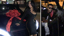 Ray J -- I'm Making it Right with My Ex ... With a Mercedes