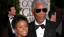Morgan Freeman -- Granddaughter Stabbed to Death (UPDATE)