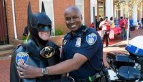 'Baltimore Batman' Dead -- Hit By Car After Batmobile Breaks Down