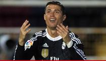 Cristiano Ronaldo -- Drops $18.5 Mil On Trump Tower Pad