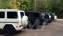 Kardashians -- We Don't Need Blac Chyna's Used G-Wagon ... We Have Plenty