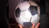 Karim Benzema -- I Only Have One Ball ... That's Worth $250k (PHOTO)