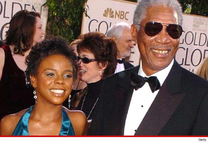 0817-morgan-freeman-granddaughter-GETTY-01