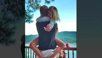 Julianne Hough Engaged -- NHL's Brooks Laich Ices Her Up