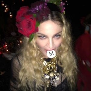 Madonna's Birthday Celebration
