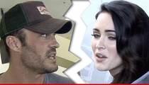 Megan Fox and Brian Austin Green -- Separated