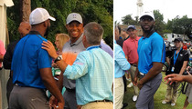 Chris Paul -- Trash Talking Tiger Woods ... on Golf Shots!