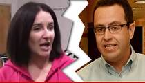 Jared Fogle's Wife Filing for Divorce