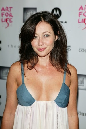 Shannen Doherty -- Through the Years