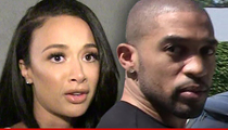 Draya Michele & Orlando Scandrick -- Engagement Back ON