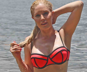 "Heidi Montag's Back in Her Bikini -- See ""The Hills&quot"