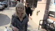 Donald and Shelly Sterling -- So, This Is Divorce ... Everything's Wonderful (VIDEO)