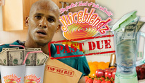 Ex-NFL Star Jason Taylor -- I'm About to Lose My Juice