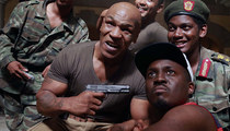 Mike Tyson Gunning For Attention -- See The Puzzling Pics!