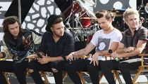 One Direction -- Remaining Bandmates Going in Own Directions