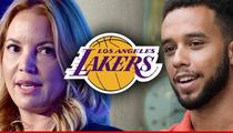 Lakers' Jeanie Buss -- We're Incredibly Proud of Train Heroes