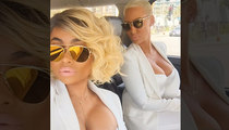 Amber Rose and Blac Chyna -- Baring It All For Reality Series
