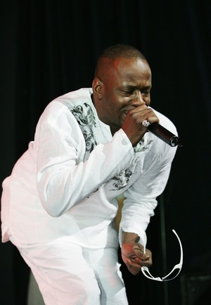 Bobby Brown -- Live Performance Photos