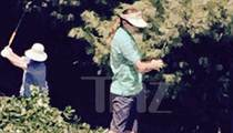 Caitlyn Jenner -- Swingin' at the Golf Course (PHOTO)