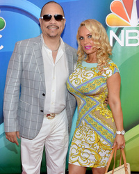 Yep, Coco Austin's Unborn Baby Already Has Her First Pair of Heels