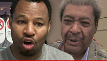 'Sugar' Shane Mosley -- Comeback Fight Is On! Defeats Don King ... For Now