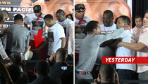 'Sugar' Shane Mosley -- Shamed by WBC for Pre-Fight 'Ass-Slap'