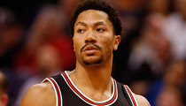 Derrick Rose -- 'Rape' Lawsuit Is Just a Money Grab ... Says Attorney