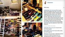 Nick Cannon to Chris Brown -- That's Not a Shoe Collection ... THIS Is a Shoe Collection! (PHOTOS)