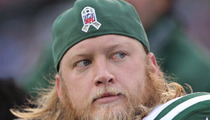 NY Jets' Nick Mangold -- Pro Bowl Citizen Helps Take Down Ca