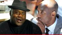 Kobe Bryant -- Reuniting With Shaq ... 'I Shoulda Kept My Mouth Shut'