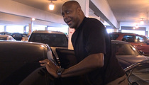 Horace Grant -- Michael Jordan Crushes LeBron James ... As An Actor (VIDEO)