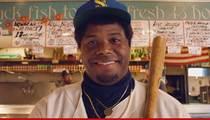 Ken Griffey Jr. -- SOMETHING'S FISHY ... In New Macklemore Video