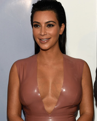 "Kim Kardashian on Maternity Style with North: ""It Wasn't The Best Time To Experiment"""