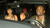 Nicki Minaj, Meek Mill -- We Partied Like Crazy with Kylie and Crew
