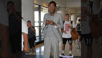 Wiz Khalifa -- Defiant with LAX Cops ... I'm Back on My 'Hoverboard'