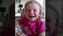 Adorable Video of a Little Girl Calling Herself a Princess