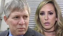 Charlie Sheen's XXX Ex -- Hornswoggled By Lenny Dykstra ... Alleged