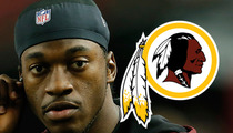Robert Griffin III -- Teammates Applaud Benching ... 'Now We Can Start Winning'